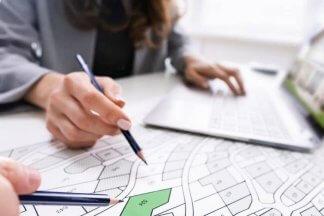 Jak hledat a číst v katastrální mapě?