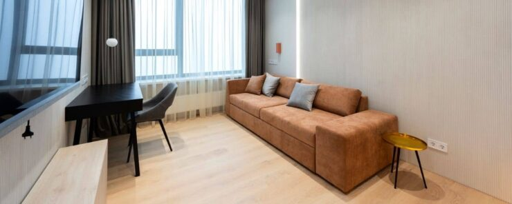 Nový byt, u které je třeba vyřešit daň z prodeje nemovitosti