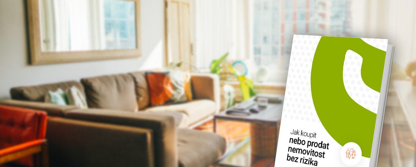 E-book: Jak koupit nebo prodat nemovitost bez rizika