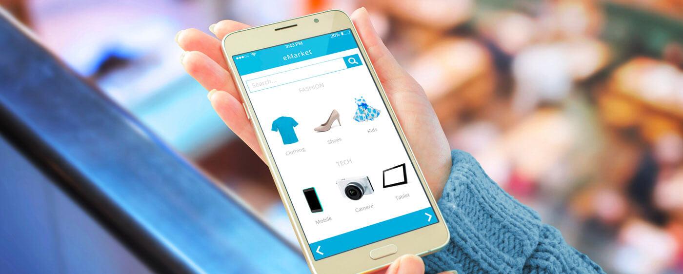 Kontrola produktové nabídky po založení e-shopu