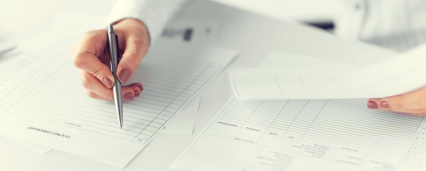 Podpis formuláře, obchodní rejstřík