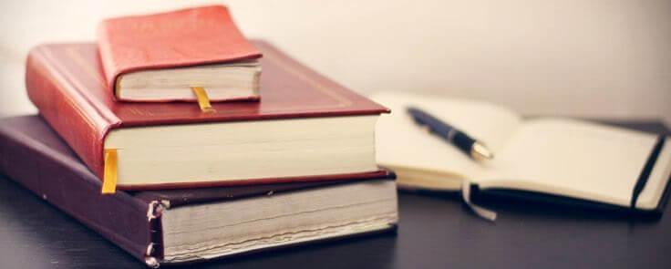 Knihy využívané pro právní poradnu zdarma