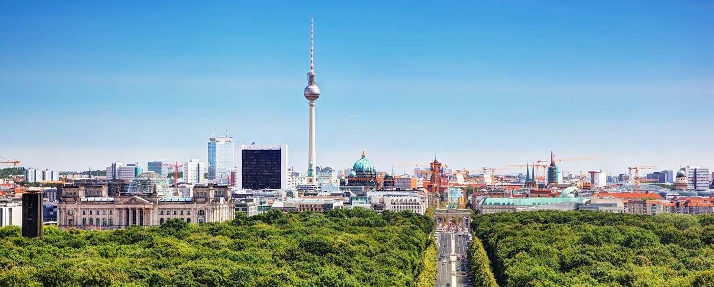 berlínské panorama